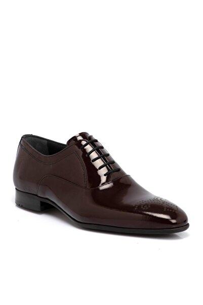 Tergan Bordo Erkek Rugan Deri Ayakkabı 55023f14