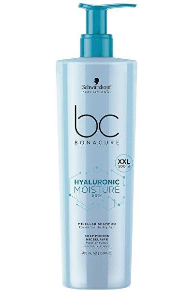 Bonacure Hyaluronic Kuru Saçlar Için Nemlendirici Şampuan 500ml