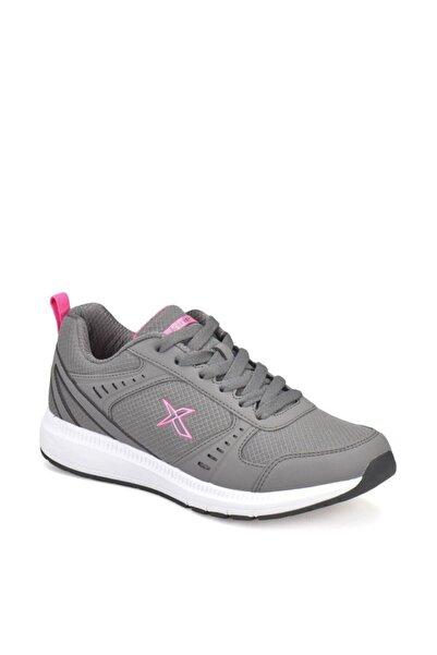 Kinetix Koyu Gri Neon Pembe Kadın Fitness Ayakkabısı 000000000100306881