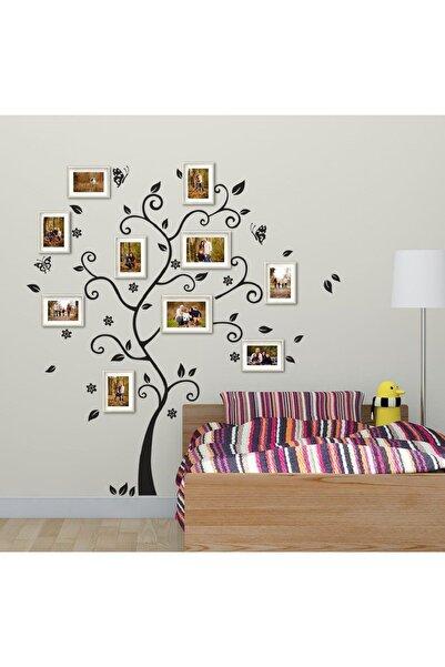 Artı Aile Soy Ağacı Fotoğraf Albümü Duvar Sticker