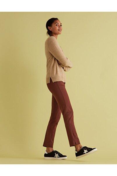 Marks & Spencer Slim Fit Ankle Grazer Pantolon