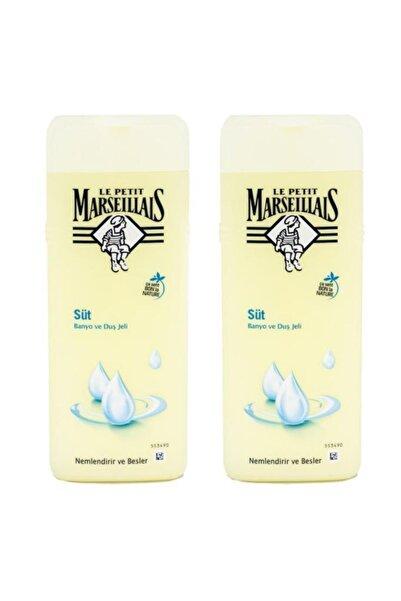Le Petit Marseillais Süt Duş Jeli 400 ml X 2 Adet