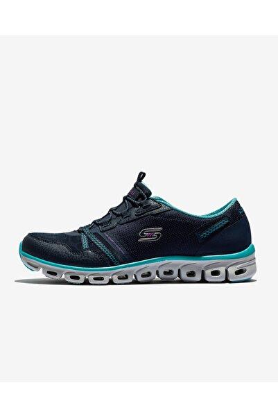 SKECHERS Mıcro-Cushıon 104085 Nvbl Kadın Lacivert Günlük Ayakkabı