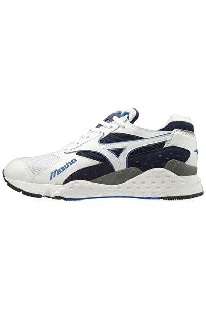 MIZUNO Mondo Control Erkek Günlük Giyim Ayakkabısı Beyaz/lacivert