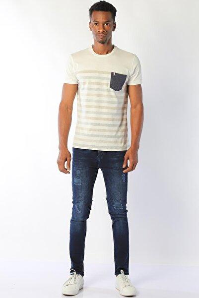 Twister Jeans Erkek Gana 513-12 Lacıvert