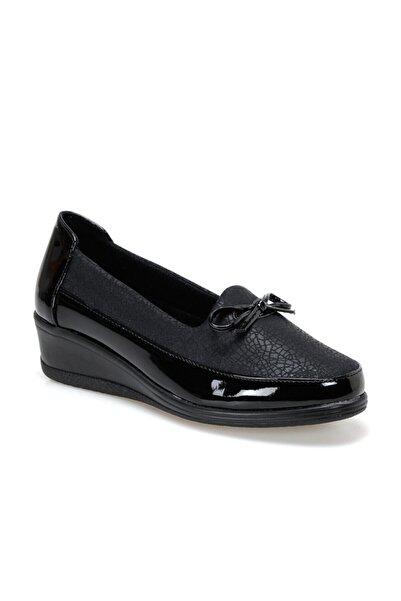 Polaris 161465.Z Siyah Kadın Comfort Ayakkabı 100557718