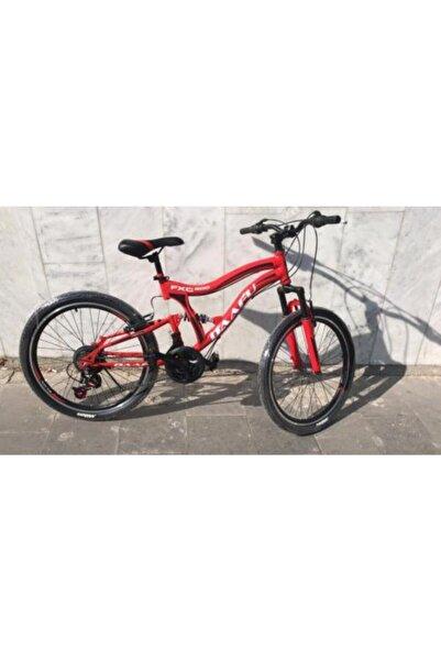 TEC Fxc 200 Çift Amortisörlü 24 Jant Daafu Dağ Bisikleti