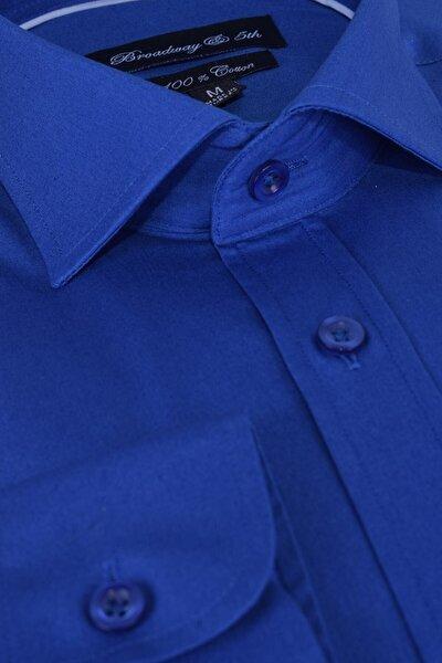 Ottomoda Broadway Uzun Kollu Klasik Erkek Gömlek