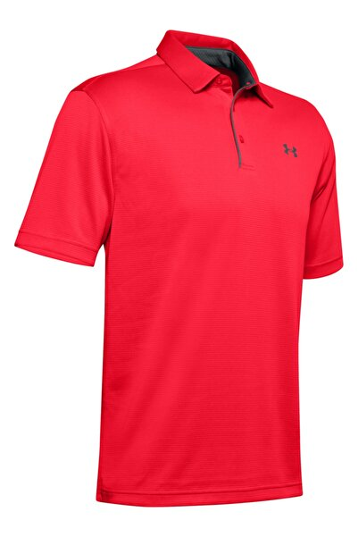 Under Armour Erkek Spor T-Shirt - Tech Polo - 1290140-628
