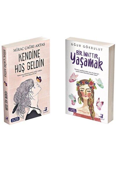 Olimpos Yayınları Bir Inattır Yaşamak Ve Kendine Hoş Geldin - 2 Kitap