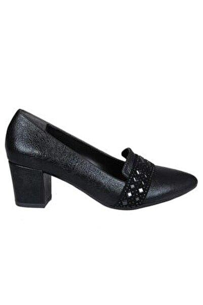 533060 Siyah Kadın Stiletto