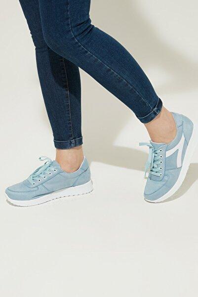 ZİNDİ Kadın Sneaker Ayakkabı Mavi