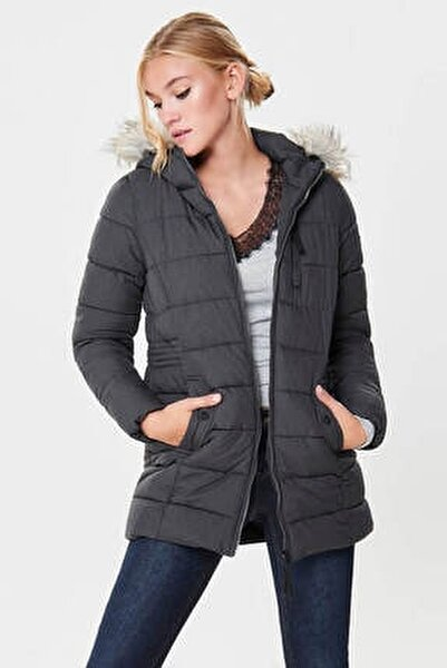 Kadın Kaban Onlnorth Nylon Coat Cc Otw 15157091