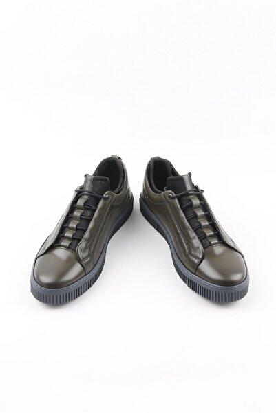 Buffalo El Yapımı Yeşil Collection Ayakkabı