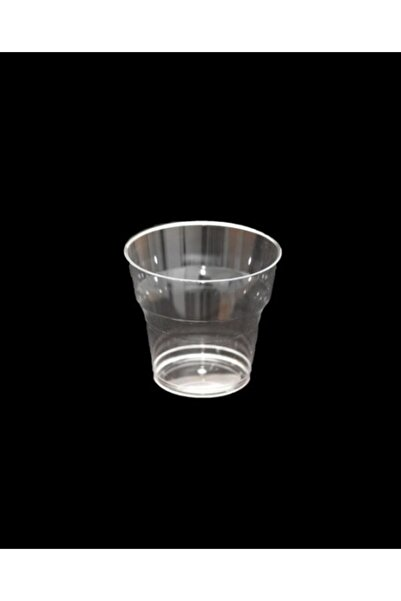 Kristal Plastik Bardak 180cc - 25 Adet (1 Paket)