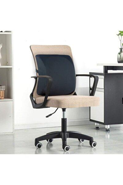 andela Ortopedik Ofis Koltuk Sandalye Bel Destek Yastık Minderi Sırt Dayama Yastığı