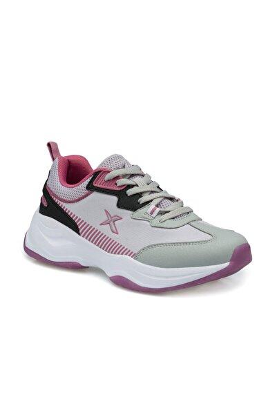 Kinetix Pret Mesh W Gri Kadın Sneaker Ayakkabı