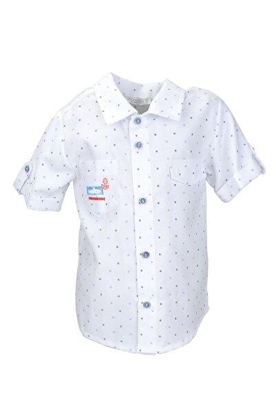Zeyland Erkek Çocuk Beyaz Gömlek