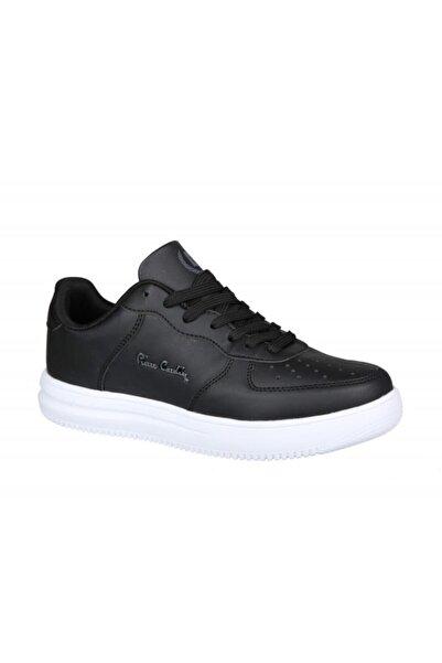 Pierre Cardin 10148 Siyah Beyaz Unisex Sneakers
