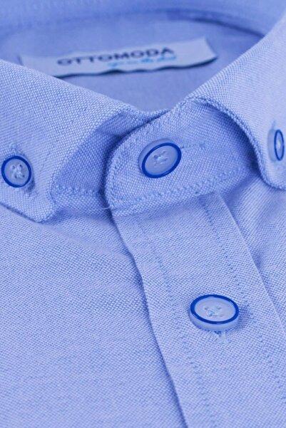 Ottomoda Kısa Kollu Gömlek