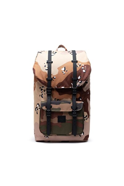 Herschel Supply Co. Herschel Supply Sırt Çantası Herschel Supply Little America Desert Camo/woodland Camo
