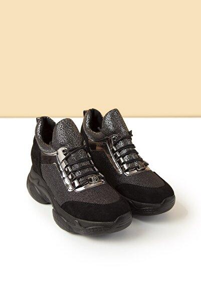 Pierre Cardin Pc-30398 Siyah Erkek Spor Ayakkabı