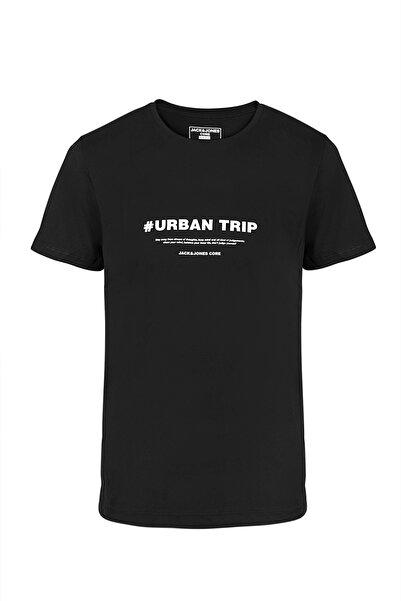 Jack & Jones Bisiklet Yaka T-shirt 12190491 Jcopage