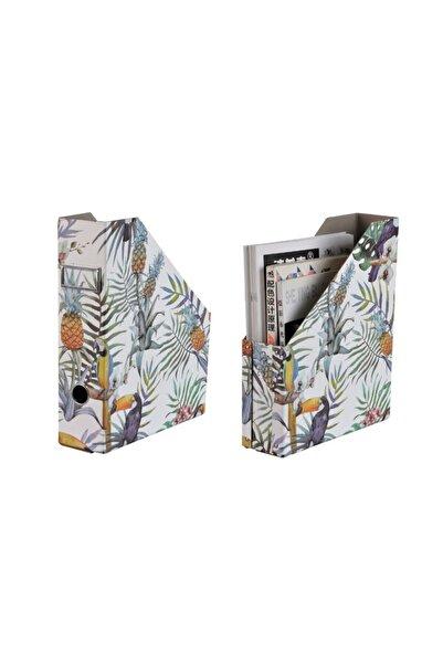 Bosphorus Klasörlük Kitap Ve Dergi Düzenleyici 25x8x31cm