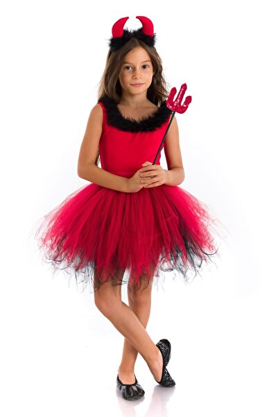 Tameris Kostüm Şeytan Kız Kostümü