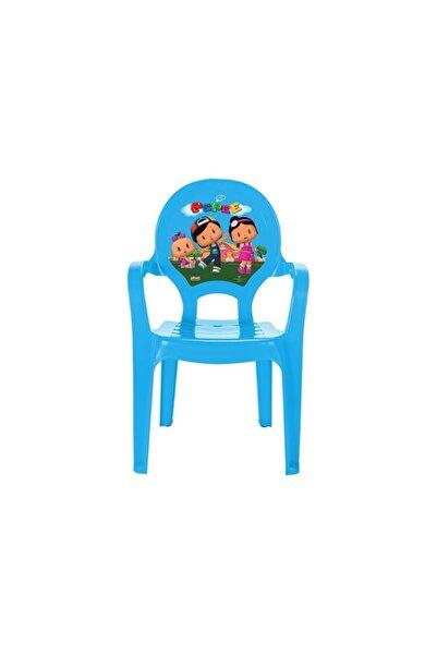 PİLSAN Pepee Çocuk Koltuğu-mavi