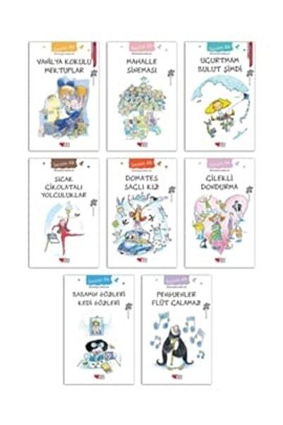 Can Yayınları Sevim Ak Oykü Seti 8 Kitap ( 10 - 12 Yaş )