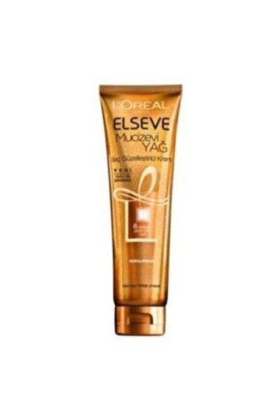 Loreal Paris Mucizevi Yağ Saç Güzelleştirici Krem (Her Saç Tipine Uygun) 150 ml