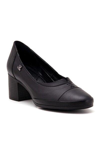 Venüs Kadın Siyah Topuklu Ayakkabı 1911901