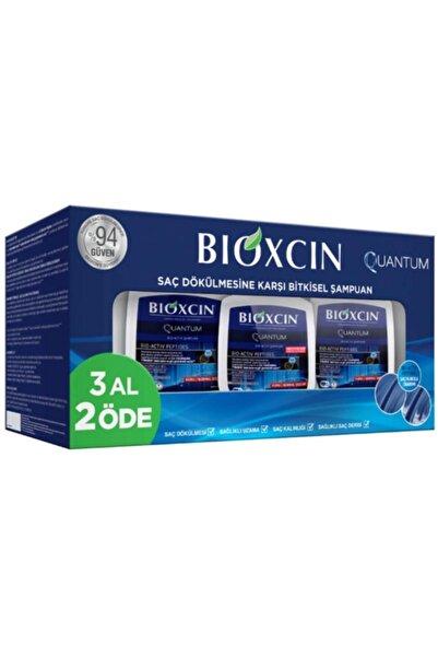 Bioxcin Quantum Kuru Normal Saçlara Özel Şampuan 3 Al 2 Öde