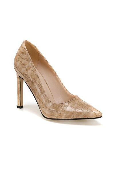 Butigo Amelia Vizon Kadın Topuklu Ayakkabı