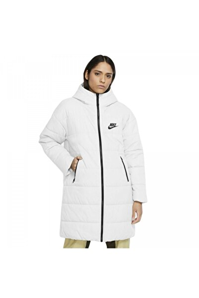 Nike Kadın Sportswear Beyaz Mont cz1463-100