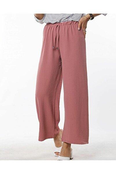 EREN Kadın Gül Kurusu Pantolon