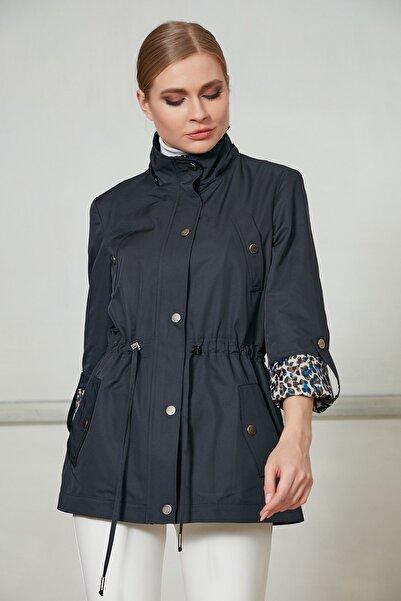 Icon Kadın Lacivert Ceket 521 Kb