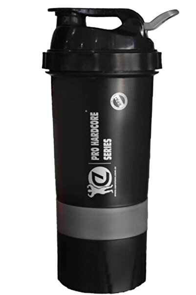 Eprotein Pro Hardcore Series Shaker Siyah