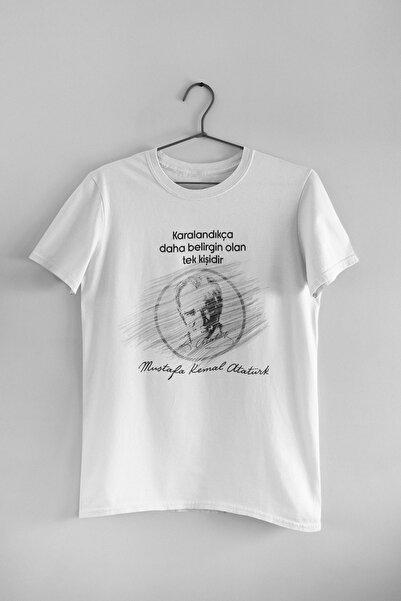 Trakya Bazaar Mustafa Kemal Atatürk Baskılı T-Shirt