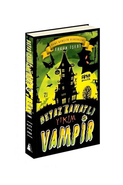 Pinus Kitap Beyaz Kanatlı Vampir 5: Yıkım - Erkan Işeri -