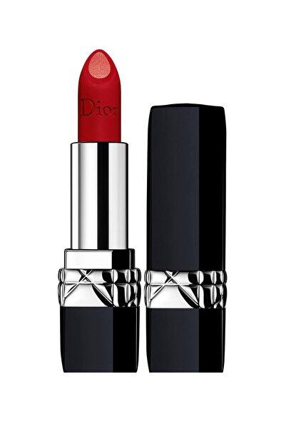 Dior Ruj - Double Rouge 999 Matte Metal 3348901367806