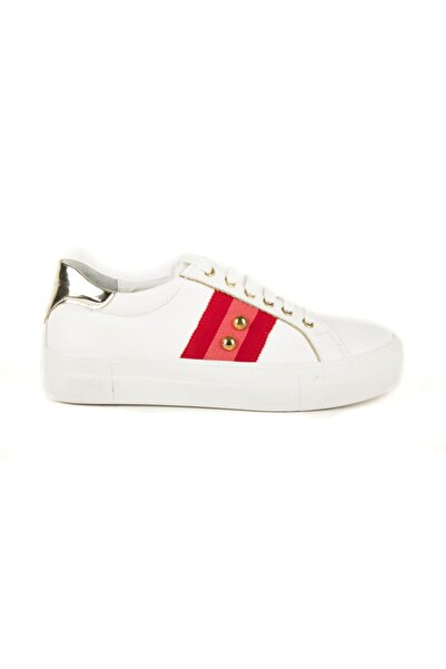 DİVUM Beyaz Spor Ayakkabı