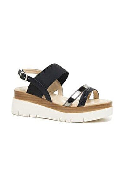 Macy Kadın Kalın Tabanlı Sandalet