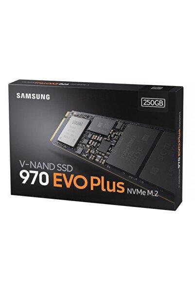 Samsung Mz-v7s250bw / 250 Gb 970 Evo Plus Pcıe M.2 Ssd Nvme 2280 3300/3500mb/s Mz-v7s250bw