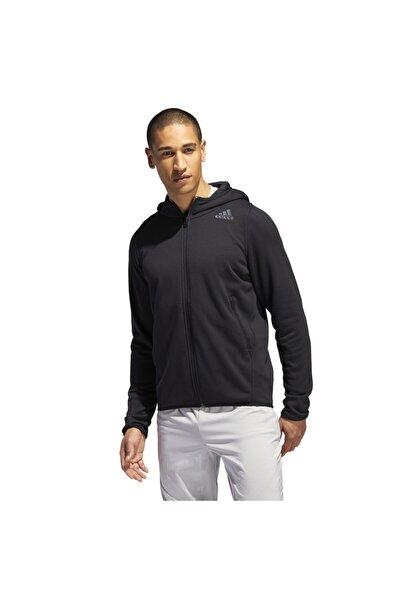 adidas Freelift Prime Hoodie Fermuarlı Kapüşonlu Sweatshirt Siyah