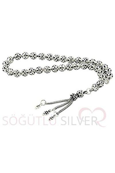Söğütlü Silver Telkari Oksitli Tesbih