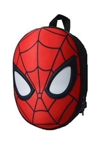 Las Vegas Polo Club Spiderman 3d Kabartmalı Anaokulu Kreş Ve Günlük Kullanım Çantası Örümcek Adam Sırt Çantası