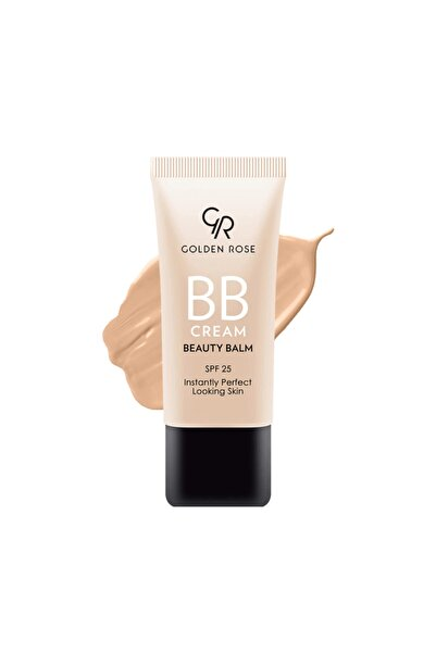 Golden Rose Bb Cream Beauty Balm No Natural No: 03