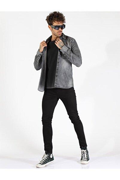 Twister Jeans Erkek Eg 1714-03 (T) Sıyah